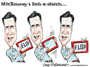 Mitt Romney and Etch-A-Sketch Commercial, Tweets and Memes (3/6)