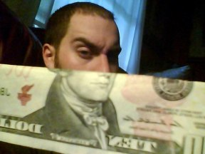 The Money Face 01
