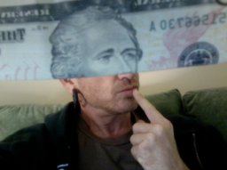 The Money Face 02