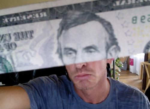 The Money Face 03