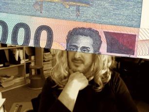 The Money Face 08