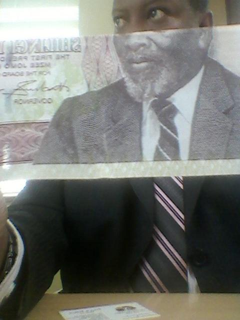 The Money Face 11