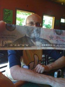 The Money Face 14