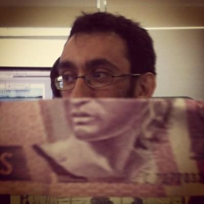 The Money Face 15