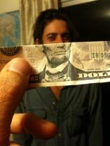 The Money Face 20