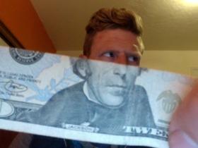 The Money Face 21