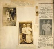 This Boy Needs Care, SCAA News, item about feebleminded boy in pedigree VI422-VI133, from back of Estabrook's copy of The Nam Family