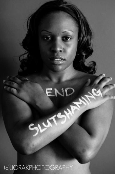 War on Women body message 44 end slutshaming