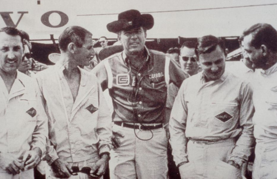 A Tribute To Carroll Shelby Dies At 89 Years Old 1923 2012 May