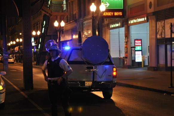 NATO Protest Chicago Protestors 48