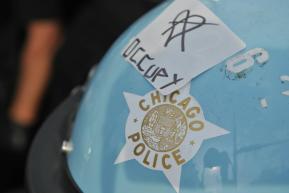 NATO Protest Chicago Protestors 57