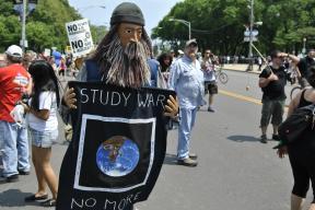 NATO Protest Chicago Protestors 67
