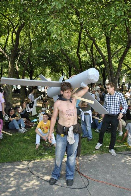 NATO Protest Chicago Protestors 73