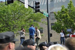 NATO Protest Chicago Veterans returning medals 01