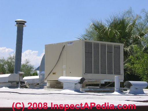 Roof Mounted Swamp Coolers : The swamp cooler versus furnace motley news photos