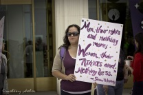 War on Women Santa FE NM 06 Susan B Anthony quote