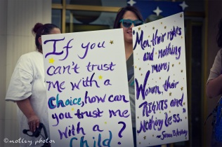 War on Women Santa FE NM 08 can't trust with vote trust with child
