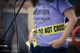 War on Women Santa FE NM 21 Do not cross crime scene police tape