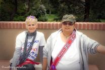 War on Women Santa FE NM 39 Me and Jen Jenn