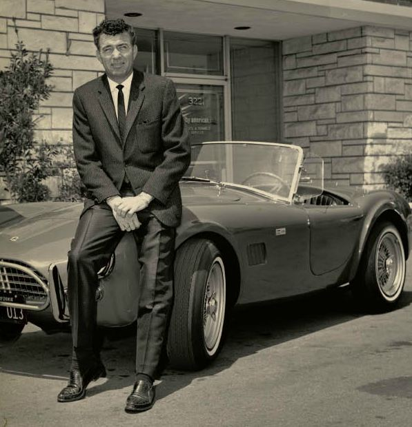 A Tribute To Carroll Shelby Dies At 89 Years Old 1923