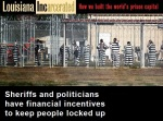 Louisiana | The Prison Capital of the World! 7 Times More Inmates than All of China