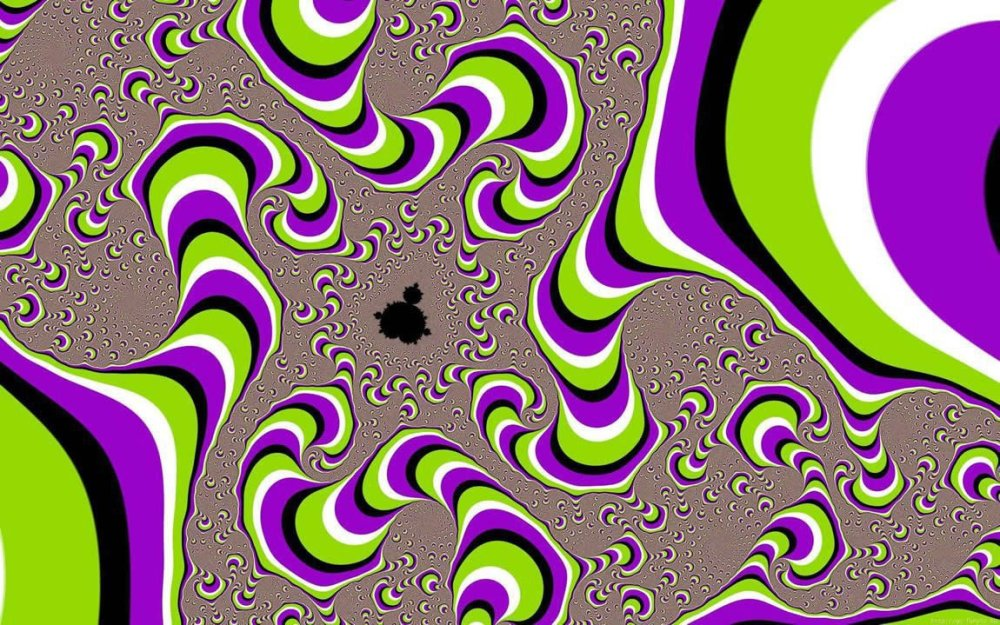 A Plethora of Optical Illusions (2/6)