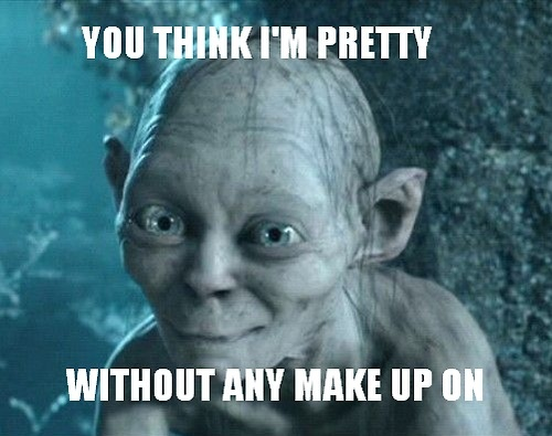 funny gollum lord of the rings photo captions some fun with the lord of the rings motley news, photos and fun