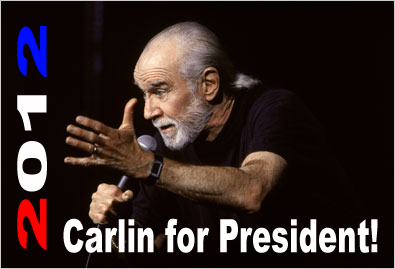 George Carlin for President