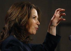Michele Bachmann claw hand