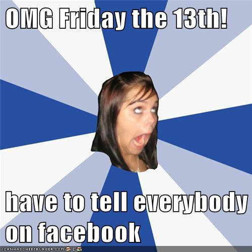 Funnies and Interesting Trivia about Friday the 13th ...