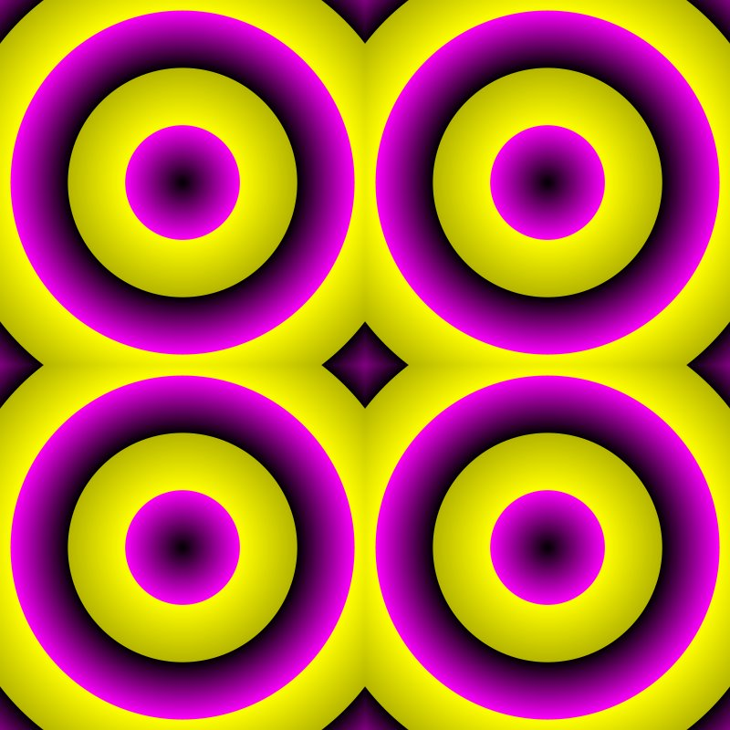 A Plethora of Optical Illusions (4/6)