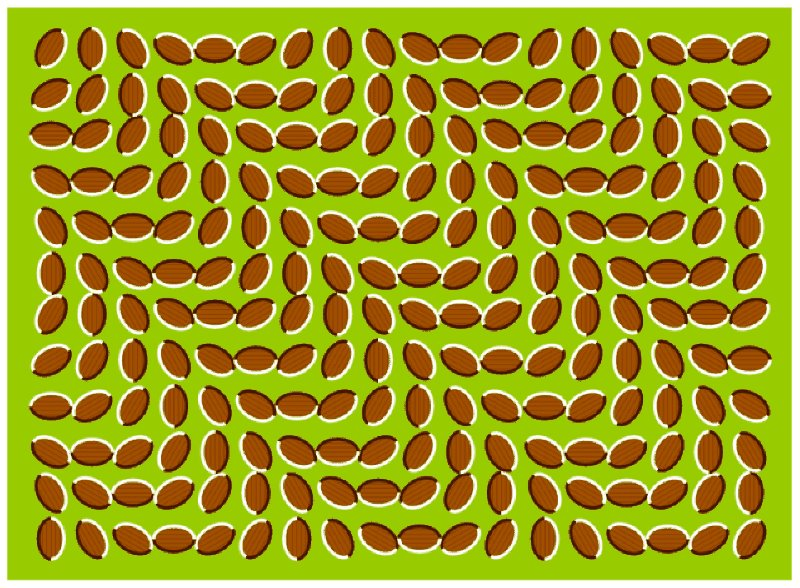 A Plethora of Optical Illusions (5/6)