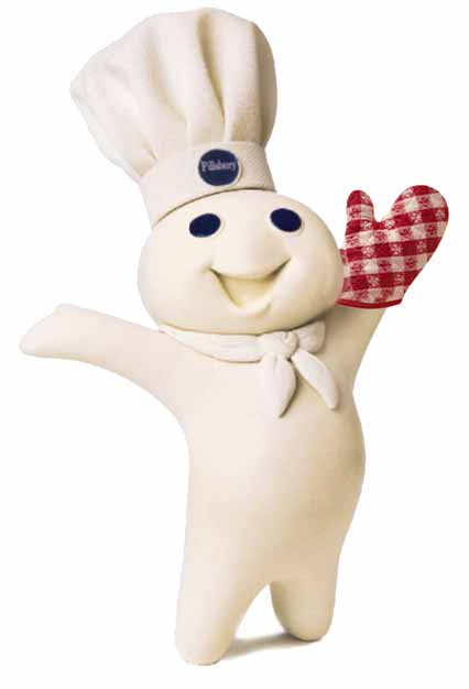 The pillsbury doughboy died