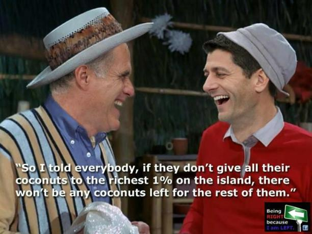 Romney And Ryan The Political Funny Page Motley News