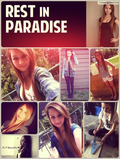 Amanda Todd Tells Her Story of Being Bullied Then Commits Suicide   Video and Photos (5/6)