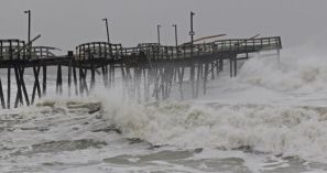 Pier at Kill Devil Hills NC