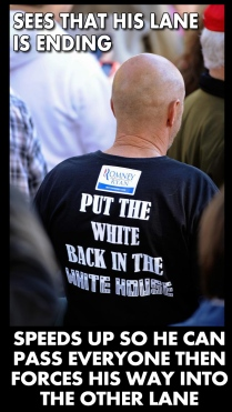 Put the White Back in the White House twit pic lane is ending