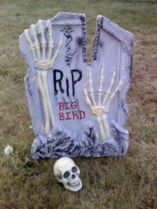 Romney's America RIP 2 RIP Big Bird