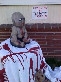 Romney's America RIP come join the tea party it's a killer