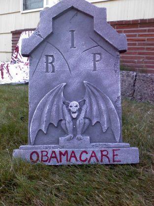 Romney's America RIP obamacare