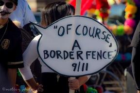 Mitt Skeleton Romney on illegal immigration 03 _Dia de los Muertos ABQ 2012