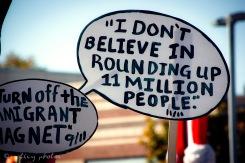 Mitt Skeleton Romney on illegal immigration 04 _Dia de los Muertos ABQ 2012