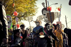 Mitt Skeleton Romney on illegal immigration 07 _Dia de los Muertos ABQ 2012