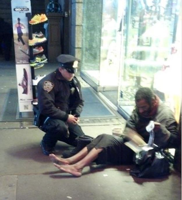 nypd-facebook-boots-homeless large