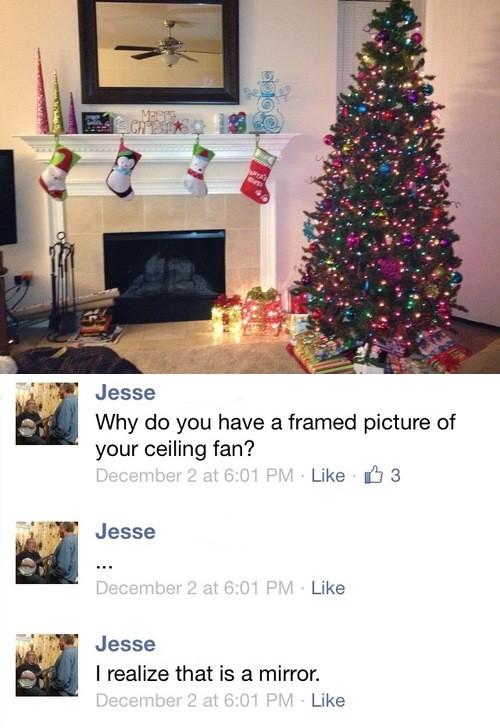 funny christmas f