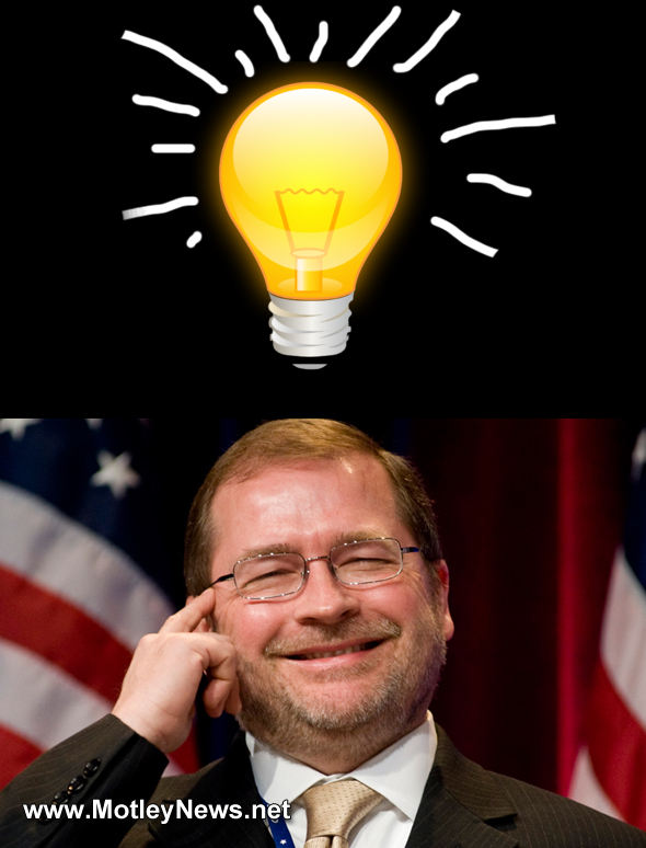 Grover Norquist Romney was a poopy head 33 Idea