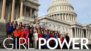 Congress girl power