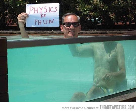 funny-physics-sign-pool