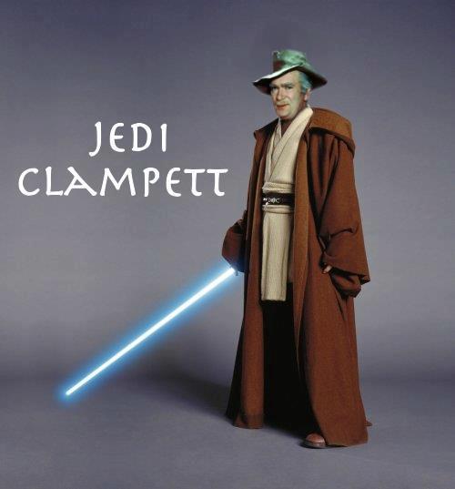 Jedi Clampett