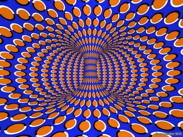 optical-illusion-inside a ring